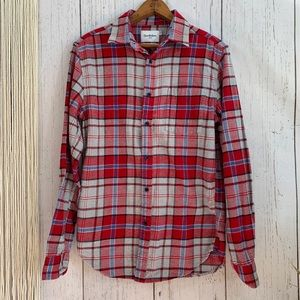 Goodfellow & Co Plaid Flannel Shirt